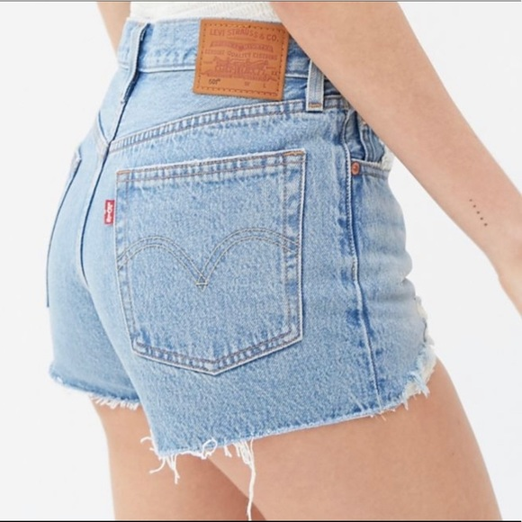 Levi's Pants - 501 original shorts